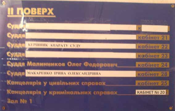 сайт верховний суд україни